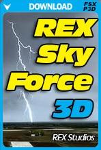 REX Sky Force 3D (FSX/P3D)