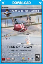 Rise of Flight: Channel Battles Edition (Download Edition)