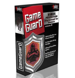 GameGuard Anti-Virus Protection