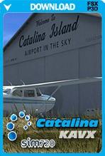 Catalina Island Airport (KAVX)