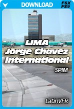 Lima Peru Jorge Chavez International Airport (SPIM)