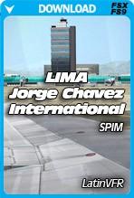 Lima Peru Jorge Chavez International Airport (SPIM)