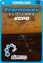 Stornoway Airport EGPO (FSX+P3D)