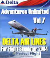 Adventures Unlimited Volume 7 - Delta Airlines