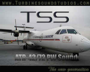 TSS ATR-42/72 PW Soundpack