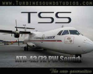 TSS ATR-42/72 PW Soundpack