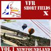 VFR Short Fields X - Vol 1 Newfoundland