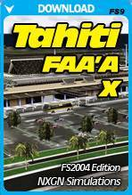 TAHITI FAA'A X FOR FS2004