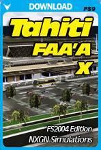 TAHITI FAA'A X FOR FS2004