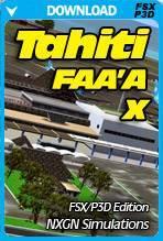 TAHITI FAA'A X FOR FSX/P3D