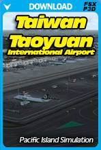 Taiwan Taoyuan International Airport (RCTP)