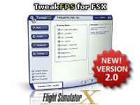 TweakFPS For FSX