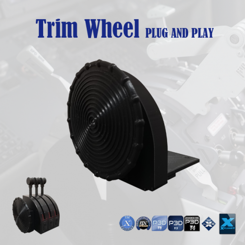 Trim Wheel