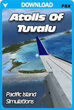Atolls Of Tuvalu