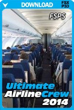 Ultimate Airline Crew 2014 (FSX+P3D)