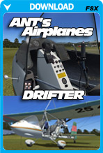 Drifter 582 Ultralight