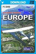Ultimate Terrain X Europe Version 2