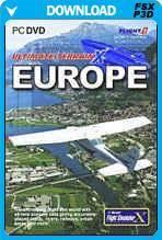 Ultimate Terrain X Europe Version 2