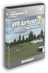 VFR Airfields - Herrenteich (FSX +SE +P3D)