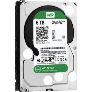 Western Digital WD Green 6 Tb Internal Hard Drive