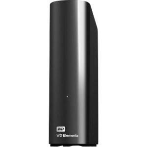 WD Elements WDBWLG0040HBK-NESN 4 TB External Hard Drive - USB 3.0