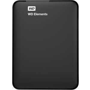 WD Elements 2 TB USB 3.0 Portable Hard Drive