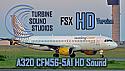 TSS A320 CFM56-5-A1 Soundpack FSX