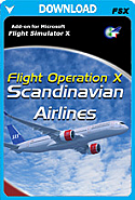 Flight Operation X: Scandinavian Airlines (FSX)