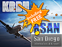KRDU Raleigh Durham International Airport Add-On for Tower! 2011 (with FREE KSAN)