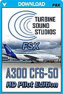 Airbus A300 CF6-50C2 FSX