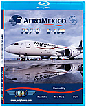 Just Planes BluRay - AeroMexico 787-800 & E-190