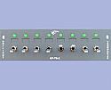 GoFlight T8-2 - 8 Toggle Switch/Indicator Module