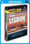 Mega Airport Lisbon X Version 2