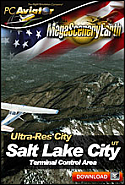 MegaSceneryEarth 2.0 - Ultra-Res Cities - Salt Lake City