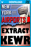 New York Airports X - KEWR Extract