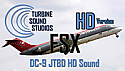 DC-9 JT8D Engine Soundpack HD Edition FSX
