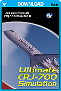 Ultimate CRJ-700 Simulation