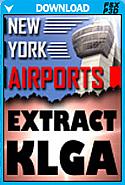 New York Airports X - KLGA Extract