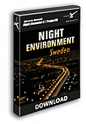 Night Environment Sweden (FSX+P3D V2)