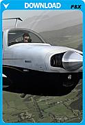 BONANZA V35B - V-TAIL (FSX)