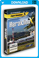 Heraklion X Download Edition (FSX+P3D)