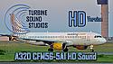 TSS A320 CFM56-5-A1 Soundpack FS2004